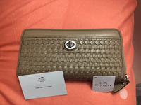Used Coach Wallet in Dubai, UAE