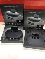 Used Two in one Bluetooth speaker and earbuds in Dubai, UAE