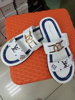 Used Louis Vuitton slip on size 36 to 40 in Dubai, UAE
