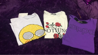 T-shirt's for sale