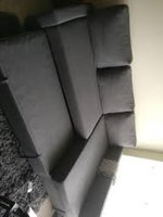 Used Ikea sofa cum double bed with storage in Dubai, UAE