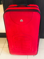 Used Big size travel bag, used once fit 35 kg in Dubai, UAE