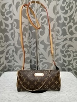 Used Louis Vuitton Eva Clutch Sling pre-loved in Dubai, UAE