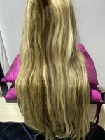 Used Human hair extensions 24inches  in Dubai, UAE
