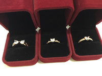 Used special offer 3 pc rings#8 in Dubai, UAE