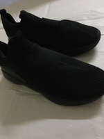 Used Sneakers black size 36 in Dubai, UAE
