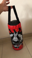 Used Boxing bag with gloves in Dubai, UAE