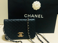 Used Chanel small with chain in Dubai, UAE