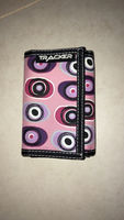 Colorful Pink All Purpose Wallet