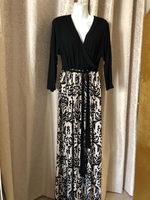 Used Long soft dress size 3XL in Dubai, UAE