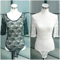 2 Lace Blouses from Kamiseta ❤ Size Small