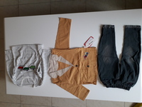Tops and pants, baby sets