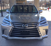Used 2017 Lexus LX570 Special Edition in Dubai, UAE