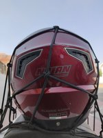 Used Nolan branded helmet in Dubai, UAE