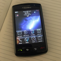 Used BlackBerry Storm 9500 *not working  in Dubai, UAE