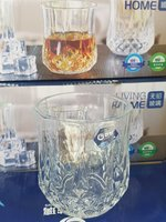 Used 6 piece Glass new in box in Dubai, UAE