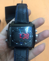 Used led analog quartz watch  in Dubai, UAE