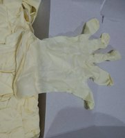 Used Latex gloves 100 pcs in Dubai, UAE