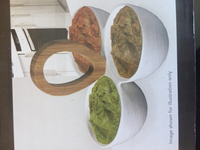 Used 3serving bowls with handle #homecentre # in Dubai, UAE