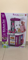 Used Role-Play Kitchen Set for girls (Purple) in Dubai, UAE