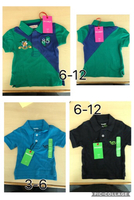 Twenty4 polo. 3pcs