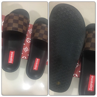 Used Mastercopy LV supreme slide size 36  in Dubai, UAE