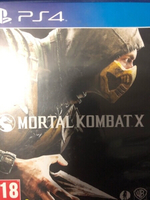 Used Mortal combat X PS4 CD in Dubai, UAE