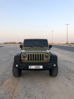 Used Jeep Wrangler 2013  in Dubai, UAE