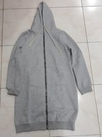 Used Long hooded sweat shirt size XL in Dubai, UAE