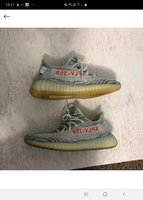 Used Yeezy size 8.5 US brand new in Dubai, UAE