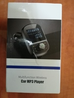 Used Multifunction wireless car mp3 player in Dubai, UAE
