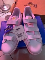 Used Adidas Stan smith cf men shoes size 44   in Dubai, UAE
