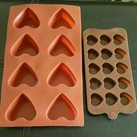 Cupcake And Chocolate Silicon Moulds