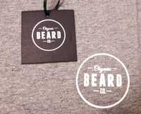 Used Organic Beard Co Tshirt (Grey) in Dubai, UAE