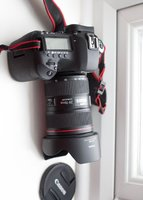 Used Canon 5D mark iii + 24-70mm + tripod in Dubai, UAE