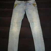 Used Original Roberto Cavalli jeans in Dubai, UAE