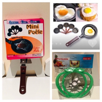 Used Frying pan small & Apple cutter in Dubai, UAE