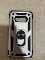 Used Samsung Galaxy S10e Case (Silver color ) in Dubai, UAE