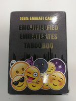 Used 100% emirati cards taboo game in Dubai, UAE