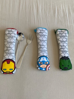 Used Avengers Spoon and Fork Set in Dubai, UAE