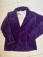 Used Blazer and blouse size M in Dubai, UAE