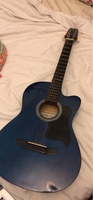 Used Blue guitar  in Dubai, UAE