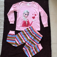 Used Frozen Pyjama size 120 cm 6 years in Dubai, UAE