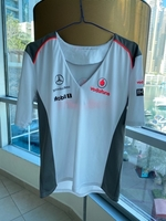 Used Mclaren sport v neck size M in Dubai, UAE
