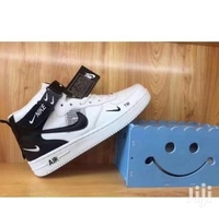 Used Nike high cut 37 size in Dubai, UAE
