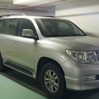 Used Land Cruiser V8 2008 in Dubai, UAE