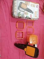 5 in 1 vegetable and fruit cutter