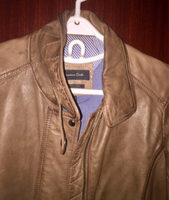 Used Lady leather jacket  in Dubai, UAE