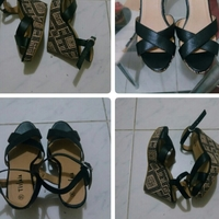 Tissaia Shoes (Size 36)Only Use Once.As Good As New