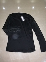 Used Long sleeve t shirt new size L in Dubai, UAE